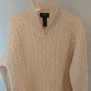 Ralph Lauren Sweater Exclusive Hand Knited Lauren